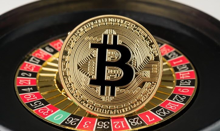 Bitcoin roulette 00 hjulet layout